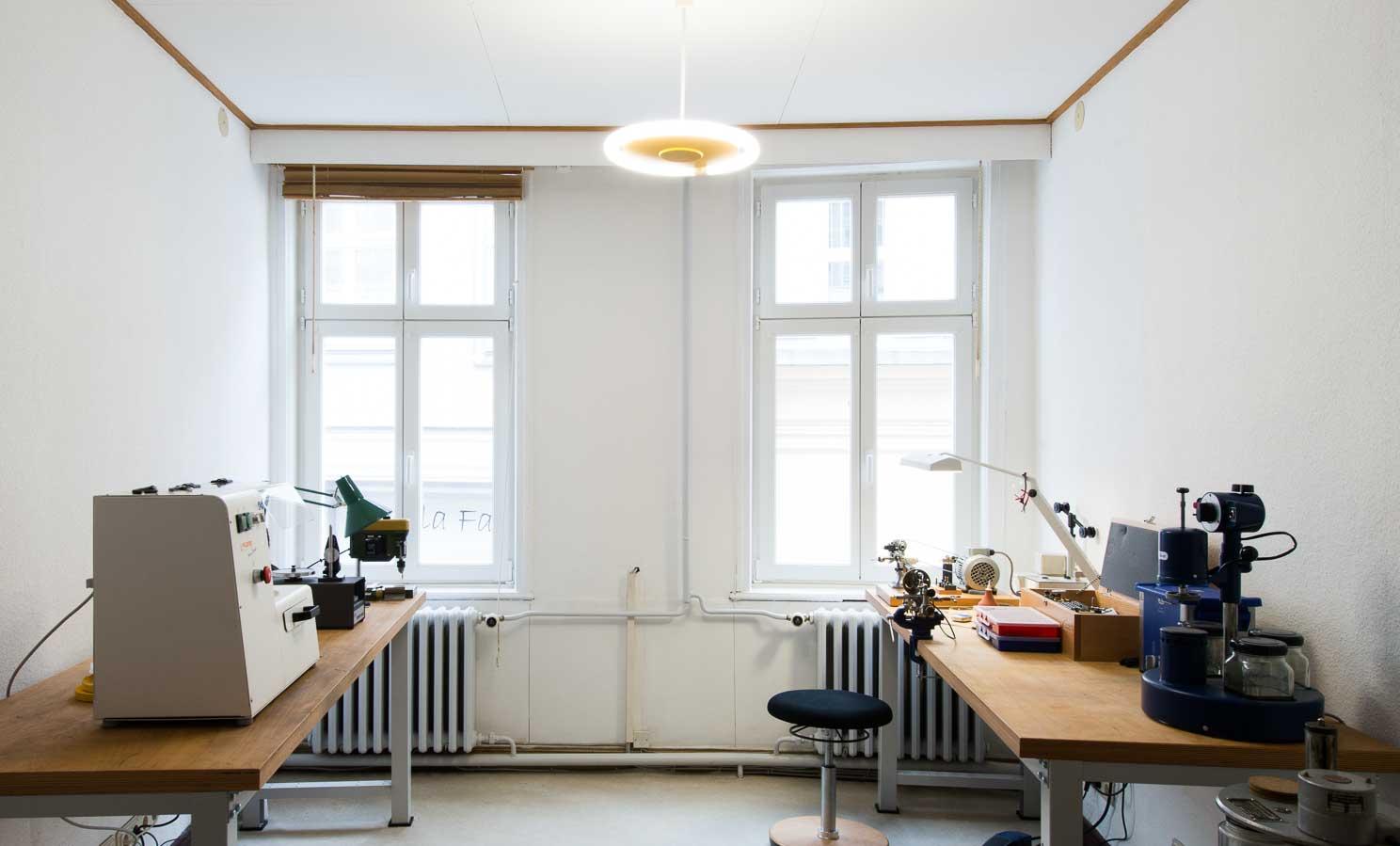Werkstatt für Anfertigungen und Bearbeitungen