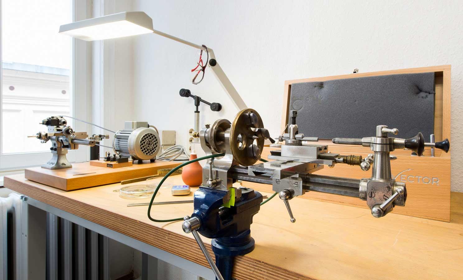 Drehmaschinen zur Teileherstellung